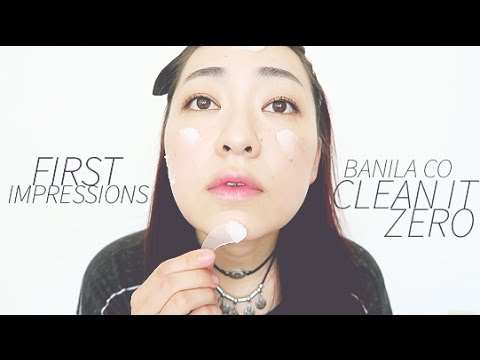 Clean It Zero 3-in-1 Cleansing Balm Purifying by banila co #8