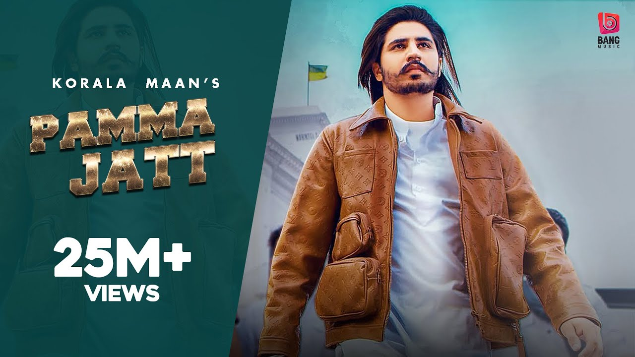 Pamma Jatt Lyrics - Korala Maan Ft Gurlej Akhtar Full Song Lyrics | Desi Crew | Lyricworld