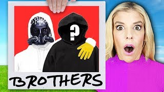 Game Master And Mr X Are BROTHERS? (Breaking Into GMI Hacker Mansion To Find Clue)
