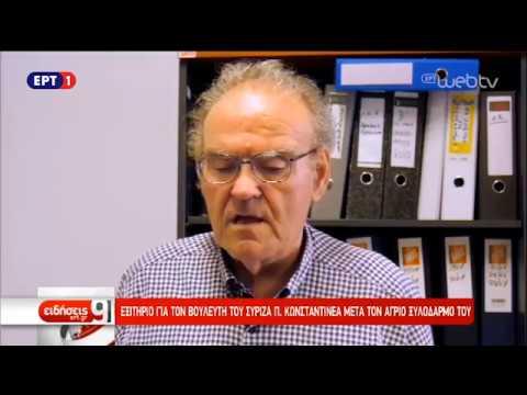 Οκτώ συλλήψεις για τον ξυλοδαρμό του Π. Κωνσταντινέα – Αναζητούνται 2 | ΕΡΤ