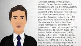 Jane Fonda - Wiki Videos