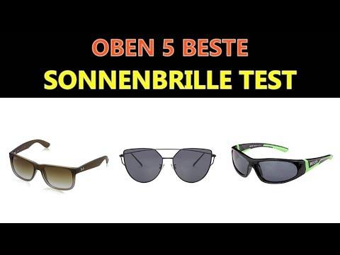 Beste Sonnenbrille Test 2019