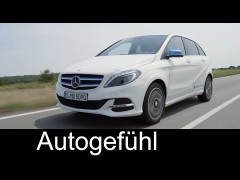 2015 Mercedes B-Class Electric Drive also for USA MB BClass - Autogefühl