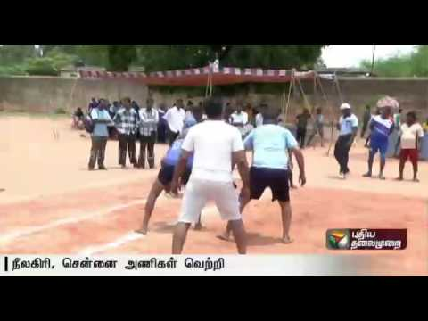 State-level-Kabaddi-and-Volleyball-competitions-at-Tanjore