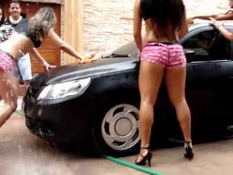 12 vídeos mostram que domingo é o melhor dia pra lavar carro