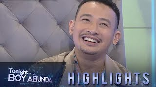 TWBA: Ketchup reveals the craziest thing he did with Angelica Panganiban