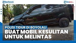 Viral Polisi Tidur di Boyolali Buat Mobil Kesulitan untuk Melintas, Ini Pengakuan Warga Sekitar