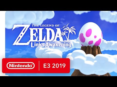 The Legend of Zelda: Link's Awakening - Nintendo Switch Trailer - Nintendo E3 2019 thumbnail