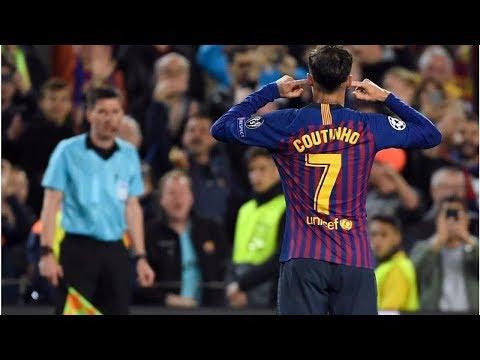 """""""Tras las críticas, el gol fue importante para Coutinho"""""""