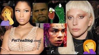 Nicki Minaj Defends 6ix9ine By Coming For Lady Gaga & R Kelly ☕ #nickiminajisoverparty