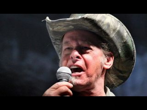 Ted Nugent: I did not threaten Obama's life