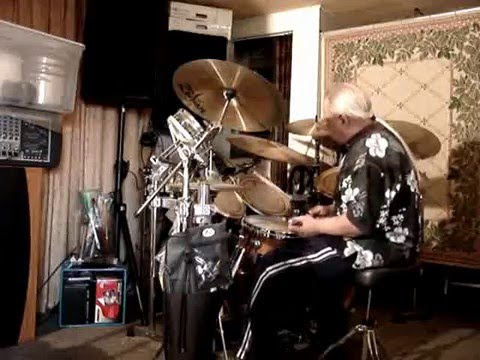 Ray's Drums For Compared With What By Roberta Flack