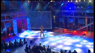 Idol 2005: Agnes Carlsson - Right here, right now - Idol Sverige (TV4)