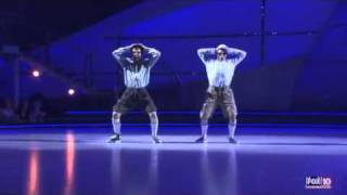So You Think You Can Dance Travis-Benji (Tranji).