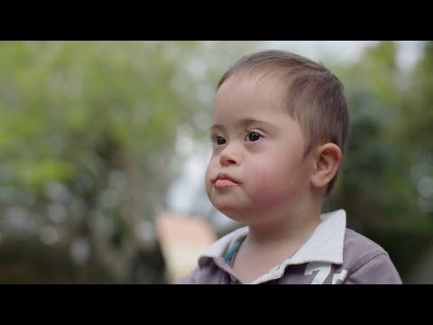 Ver vídeo The blessing of Down syndrome (My Perfect Family: Taonga)