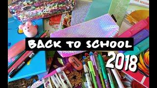 Back to school | Покупки к школе ~
