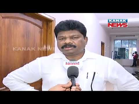 Sadashiv Pradhan Speaks About The Official Quarter Being Allotted To Him
