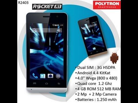 unboxing Polytron R2403 - Rocket R1