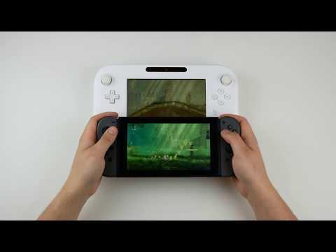 Nintendo Switch vs Wii U kurzer Vergleich