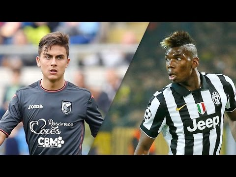 Paul Pogba•Paulo Dybala•Best of Seire A