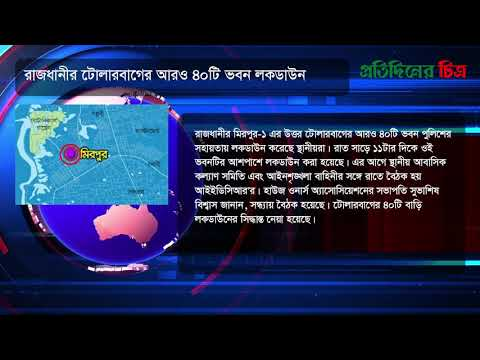 News Flash | Sunday, March 22, 2020 | নিউজ ফ্ল্যাশ | Daily Protidiner Chitro