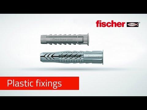 fischer Universal plug UX 14