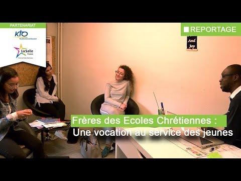 Frères des Ecoles Chrétiennes : Une vocation au service des jeunes