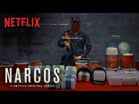 Opening Narcos