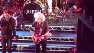 QUEEN + Adam Lambert, Moscow, 3.07.2012, Dont stop me now