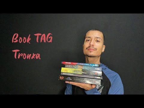book tag dos trouxas