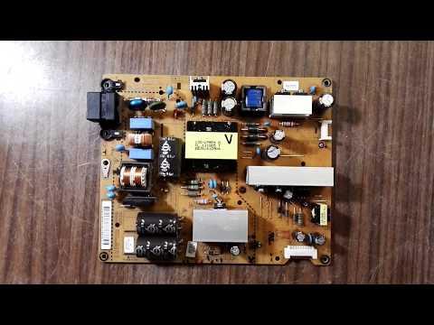 Доработка блока питания EAX64905301 LGP42-13PL1. Делаем ограничение тока подсветки.