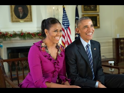 Weekly Address: Merry Christmas from the President and the First Lady