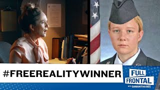 Reality Winner: The Story of an NSA Whistleblower as told by Samantha Bee (Director's Cut)