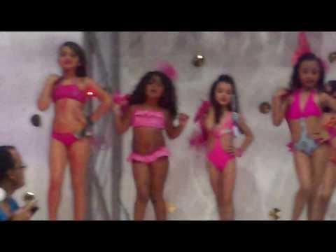 Pasarela en Traje Baño- Academia Danz-Models