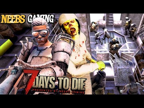 7 Days To Die - I Can't Believe I Survived That!!!