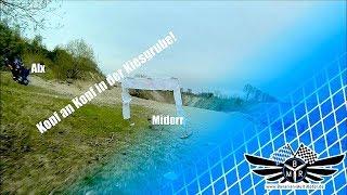 BMR Vs. MultiGP   Münchner KiesgrubenBallern! FPV Drohnen Rennen   Alx, Midorr, Valitos