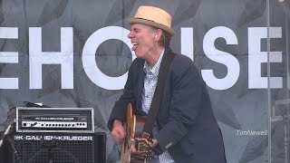 "John Hiatt LIVE! / ""Lift Up Every Stone"" / Milwaukee Summerfest / June 28th, 2014"