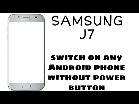 Samsung J7 Prime Power Button Not Working || Solution