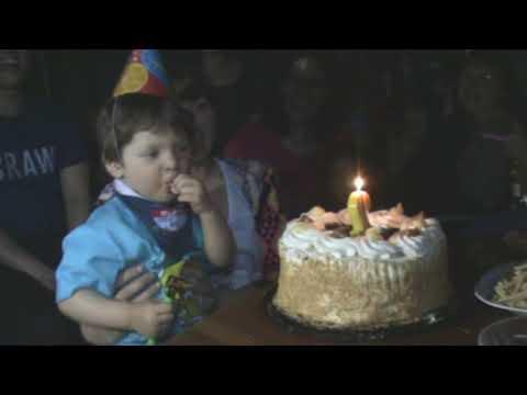 Cumpleaños Liam (2años)