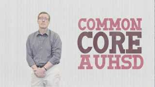 Halftime in AUHSD: A Common Core Initiative