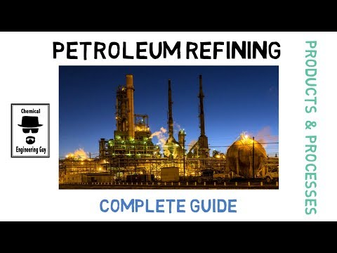 Welcome to the Course! (Lecture 001) - Petroleum Refining - YouTube