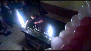 preview picture of video 'Szalony Barman w Hotelu Sarai, Wesele Magdy i Kuby Środa Śląska Hotel Restauracja Sarai'