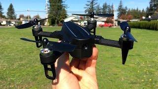 Eachine EX2 Mini RTF Brushless FPV Drone Quadcopter Outdoor Line Of Sight Maiden Flight