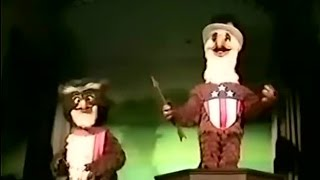 America Sings Ride at Disneyland