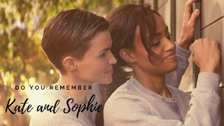 Do You Remember || Kate and Sophie || Batwoman