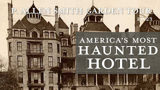 Explore Americas Most Haunted Hotel | Gothic Architecture: Eureka Springs