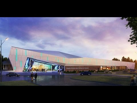 Canada Science and Technology Museum Renewal