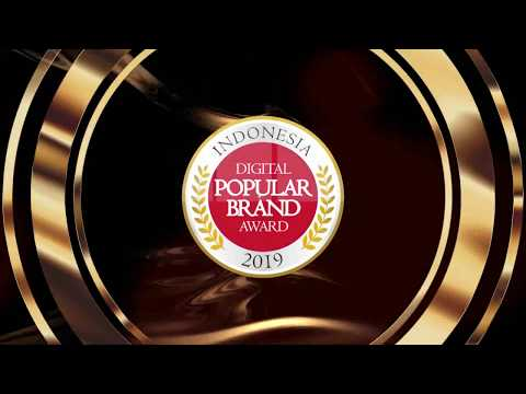 Indonesia Digital Popular Brand Award 2019 - Nusaboard