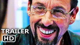 UNCUT GEMS Official Trailer (2019) Adam Sandler, Safdie Brothers, A24 Movie HD
