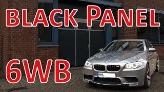 BMW 6WB Tacho Digital I Black Panel Nachrüsten I F10 F11